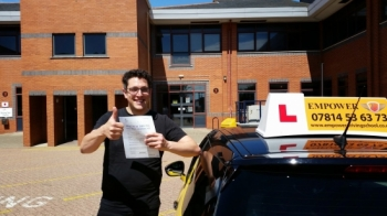 Kalacute;s methods of teaching are excellent He�s very patient very thorough and easy to get along with<br />