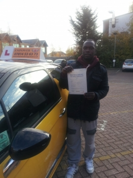 I passed my driving test 1st time with Empower Driving School and wanted to say a big thanks to Kal for making it an enjoyable experience Kal made things so easy