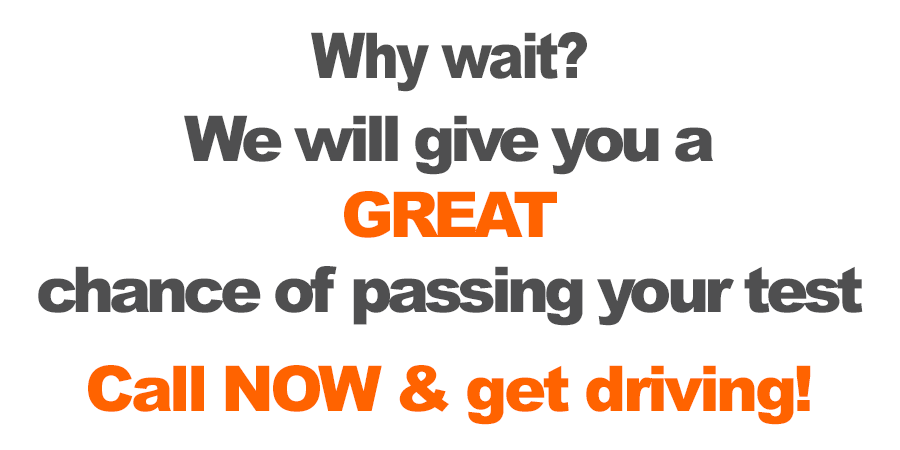 Driving school Cuffley - Learn with an experienced driving instructor
